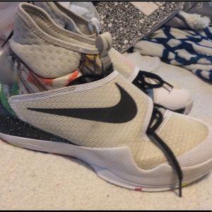 White HyperRev Shoes